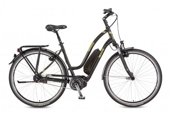 Bicicleta KTM Electrica VENTURA Vienna 8 Di-2    8s Nexus Di2 2017