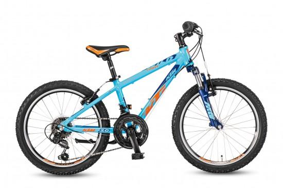 Bicicleta KTM Copii WILD Cross 20.12    12s TY21 2017