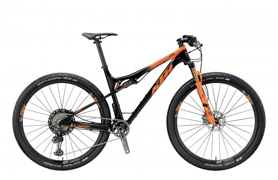 Bicicleta KTM SCARP SONIC 12 2019