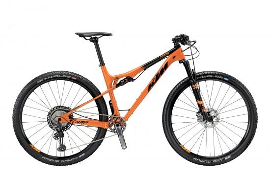 Bicicleta KTM SCARP PRIME 12 2019