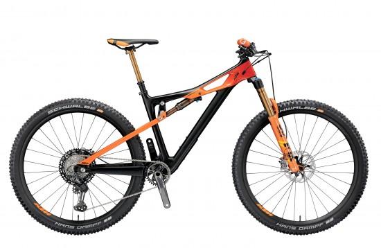 Bicicleta KTM PROWLER SONIC 12 2019
