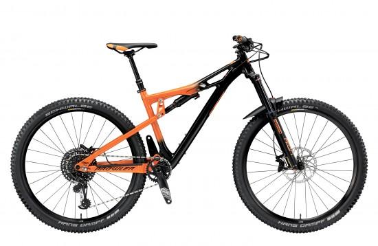 Bicicleta KTM PROWLER 292 12 2019