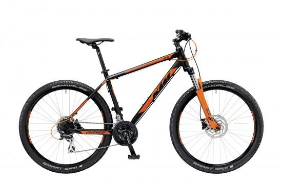 Bicicleta KTM CHICAGO 27.24 DISC H 2019