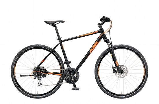 Bicicleta KTM LIFE TRACK 24 DISC 2019