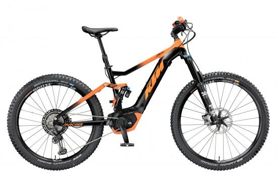Bicicleta Electrica KTM MACINA KAPOHO 2971 2019