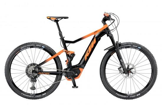 Bicicleta Electrica KTM MACINA CHACANA 291 2019
