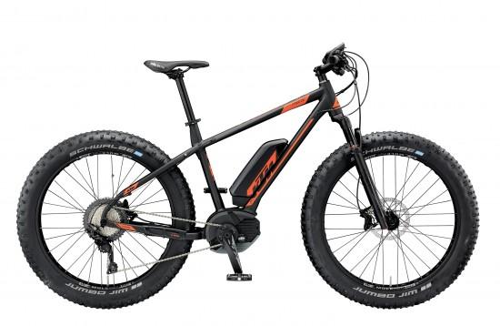 Bicicleta Electrica KTM MACINA FREEZE 261 2019