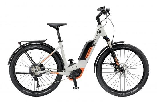 Bicicleta Electrica KTM MACINA SCOUT LFC 2019