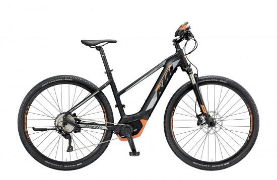 Bicicleta Electrica KTM MACINA CROSS 10 CX5 2019