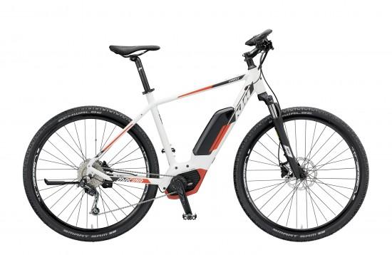 Bicicleta Electrica KTM MACINA CROSS 9 CX5 2019
