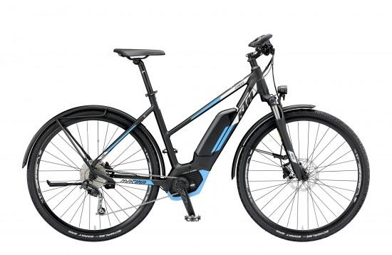 Bicicleta Electrica KTM MACINA CROSS LFC 2019