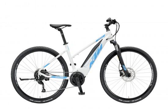 Bicicleta Electrica KTM MACINA CROSS 9 A+5 2019