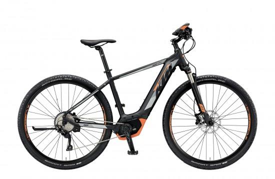 Bicicleta Electrica KTM R2R Cross 2019