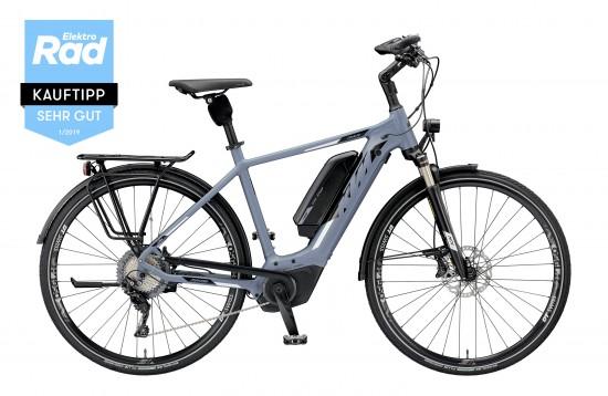 Bicicleta Electrica KTM MACINA MILA XT11 CX10 2019