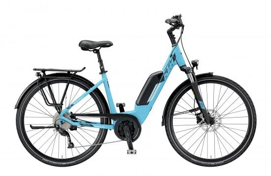 Bicicleta Electrica KTM MACINA JOY 9 A+5 2019