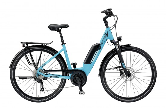 Bicicleta Electrica KTM MACINA JOY 9 A+4 2019