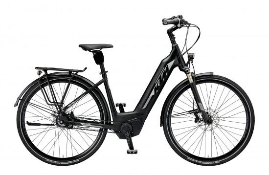 Bicicleta Electrica KTM MACINA CITY 8 belt 2019