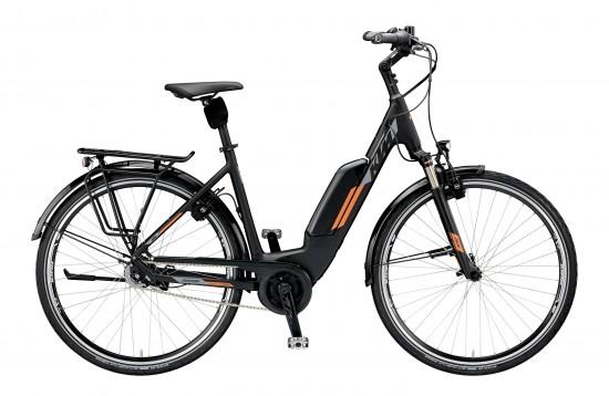Bicicleta Electrica KTM MACINA CENTRAL+ RT 2019