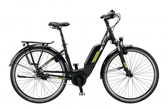 Bicicleta Electrica KTM MACINA CENTRAL RT 8 A+5 2019