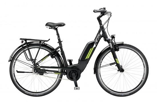 Bicicleta Electrica KTM MACINA CENTRAL 8 A+5 2019