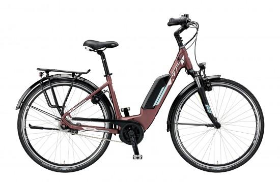 Bicicleta Electrica KTM MACINA CENTRAL RT 7 A+4 2019