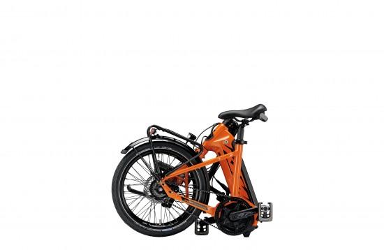 Bicicleta Electrica KTM MACINA FOLD 2019